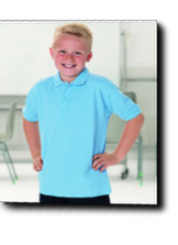 Jerzees 539B Childs Poloshirt